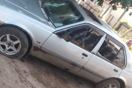 У Новомиргороді побили водія, який не надав перевагу в русі