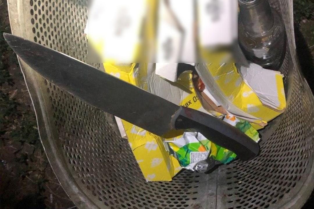 Без Купюр У Кропивницькому чоловік ударив знайомого кухонним ножем Кримінал  поранення поліція ніж 2020 рік