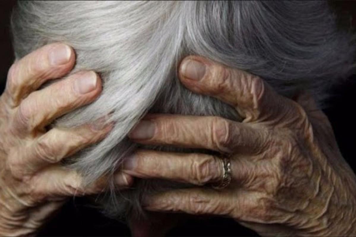 Без Купюр У Кропивницькому затримали злочинця, який напав на бабусю та пограбував Кримінал  розбій пограбування Національна поліція Кропивницький 2020 рік