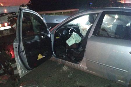 На Кіровоградщині внаслідок ДТП постраждала жінка. ДОПОВНЕНО