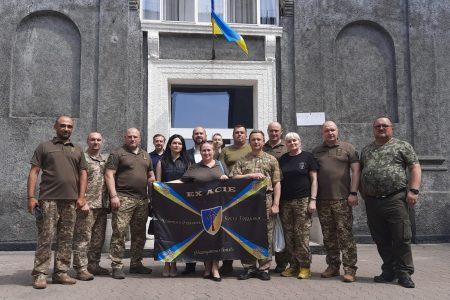 Військові з 57-ї окремої мітопіхотної бригади отримали обласні відзнаки