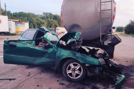 Кропивницький: в поліції кажуть, що водій автоцистерни не винен у ДТП з 4 жертвами