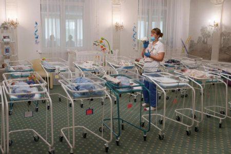 Бейбі-бум у Новомиргороді: за 2 доби народилась рекордна для міста кількість малят