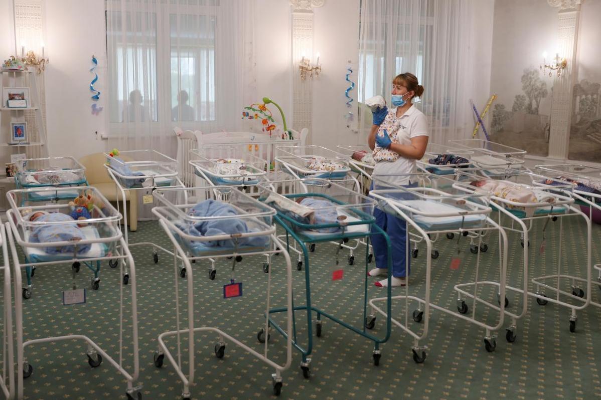 Без Купюр Бейбі-бум у Новомиргороді: за 2 доби народилась рекордна для міста кількість малят Життя  новонароджені Новомиргородська лікарня народжуваність 2020 рік