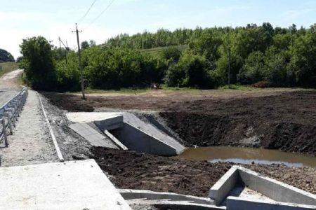 На Кіровоградщині ремонтно-будівельними роботами охоплено 31 дорожній об'єкт