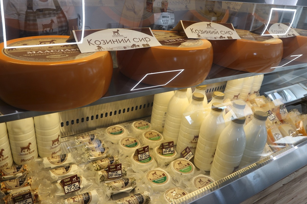 Де виробляють молоко богів та як прижилися альпійські кози на Кіровоградщині. ФОТО 5