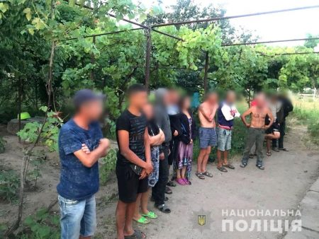 Жителів Кіровоградщини тримали в рабстві в Херсонській області. ФОТО