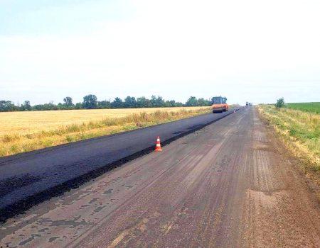 Дорогу на Устинівку ремонтуватимуть в два етапи