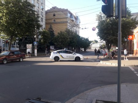 Інформація про замінування площі в Кропивницькому не підтвердилася