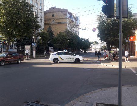 У Кропивницькому поліцейських вчили як реагувати на порушення виборчого законодавства