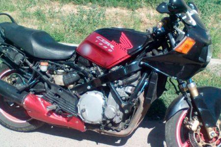 У Кропивницькому п'яний мотоцикліст пропонував патрульним хабар. ФОТО