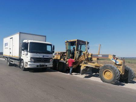 Підрядники прискорюють ремонт дороги Кропивницький-Кривий Ріг-Запоріжжя