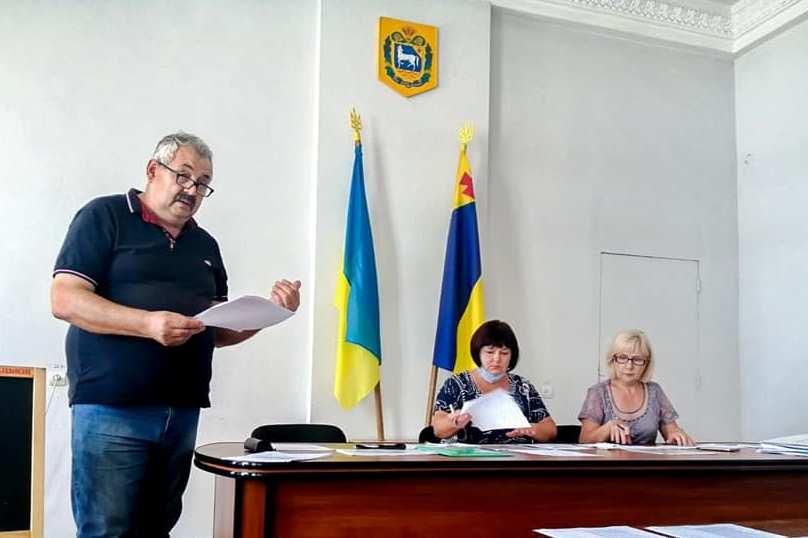 Без Купюр На Кіровоградщині сформували сільські та селищні виборчкоми Вибори  ОПОРА виборчі комісії 2020 рік