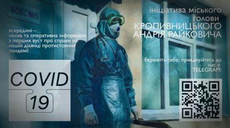 Тепер про Райковича: SMMники знайшли інше застосування телеграм-каналу про COVID-19