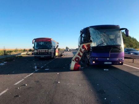 Водія автобуса, що допустив ДТП з жертвами на Кіровоградщині, не взяли під варту