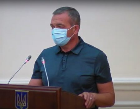 Депутат Кіровоградської облради Бублик озвучив власну версію причин свого затримання. ВІДЕО