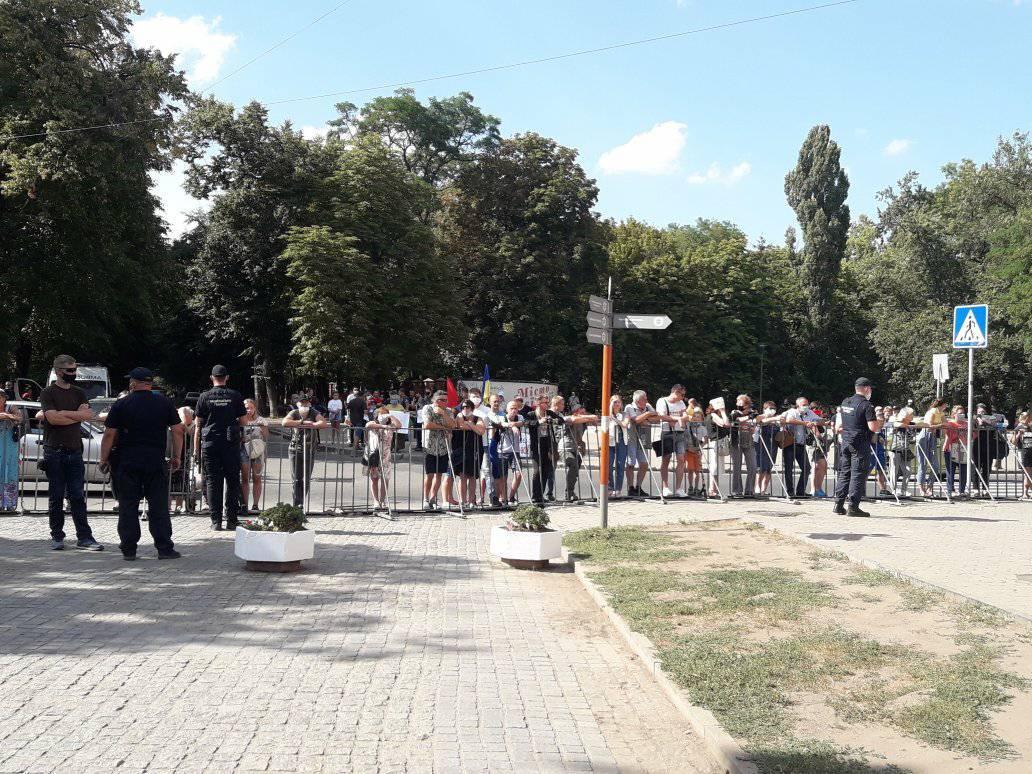 площа Президент України