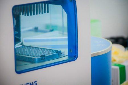 Нове обладнання Кіровоградського лабораторного центру дозволить проводити втричі більше тестів