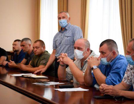 У голови Кіровоградської ОДА з'явиться радник з питань учасників АТО