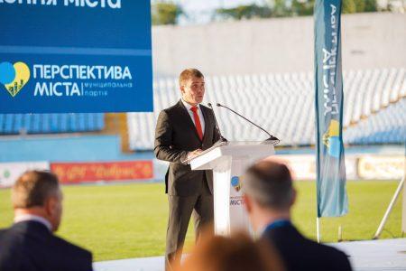 Артем Стрижаков назвав дві причини, чому знову йде в мери Кропивницького. ФОТО