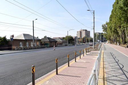 У Кропивницькому завершують ремонт вулиці Полтавської