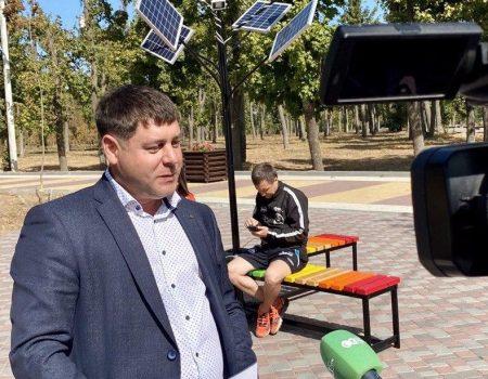 Місто можливостей: у парку Перемоги показали, як заощаджувати на інноваціях. ФОТО