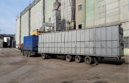 """На """"Кіровоградському КХП №2"""" зіпсувалося і втрачено 14,6 тисяч тонн зерна Держрезерву"""