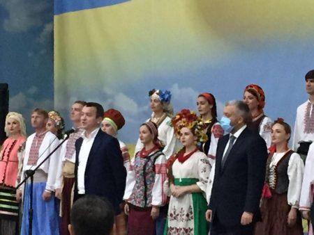 """Міністра розвитку економіки вразили масштаби виставки """"Agroexpo 2020"""" в Кропивницькому"""