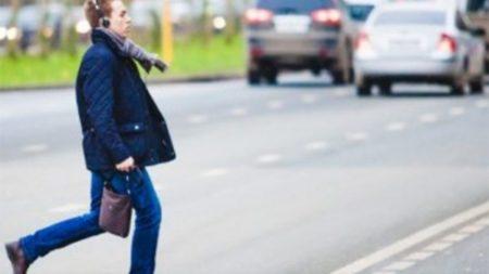 На Кіровоградщині протягом місяця виявили 256 пішоходів-порушників
