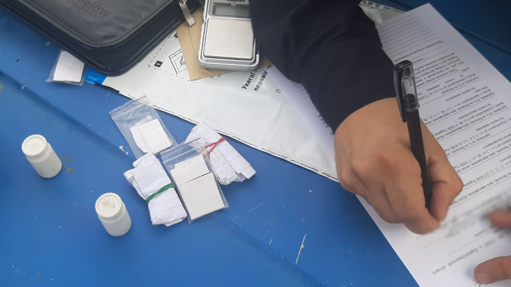 Без Купюр В Олександрії затримали водія за порушення ПДР і знайшли наркотики За кермом  Олександрія новини наркотики Кіровоградщина 2020 рік