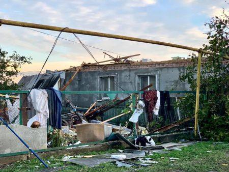 У міськраді оцінили збитки, завдані жителям Кропивницького стихією, в 22,5 мільйона гривень