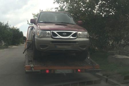Патрульні знайшли водія, який напідпитку спричинив ДТП у Кропивницькому та втік. ФОТО