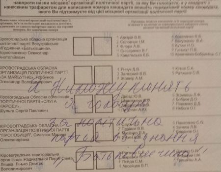 До кінця року Кропивницький отримає комплексну Схему розміщення МАФів