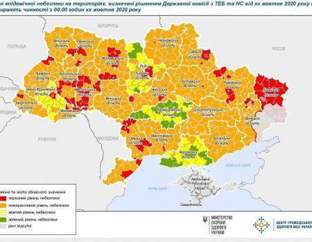 На Кіровоградщині не зареєстрували нових випадків захворювання на COVID-19