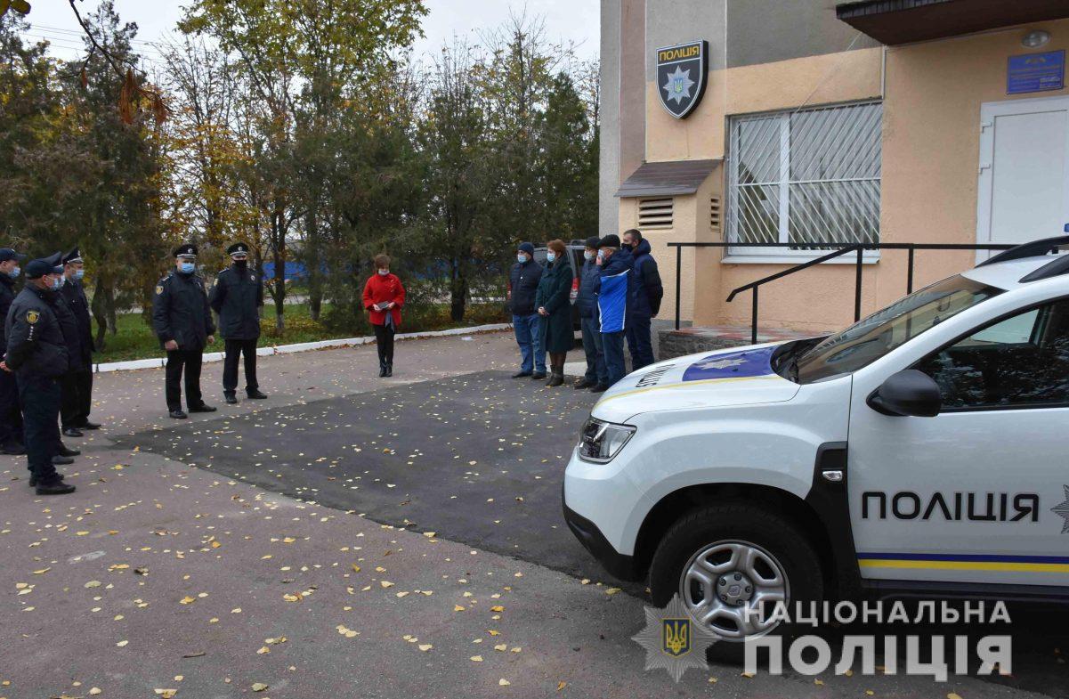 Без Купюр На Кіровоградщині почали працювати ще дві поліцейські станції Події  новини