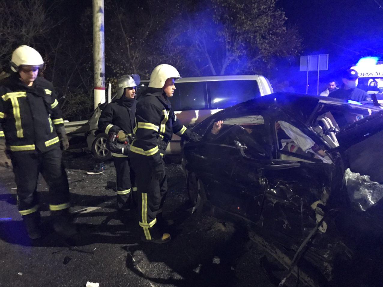 Без Купюр У Кропивницькому внаслідок ДТП загинула людина, 4 отримали травми За кермом  новини Кропивницький ДТП