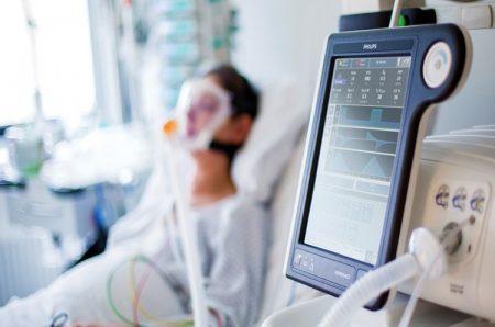 На Кіровоградщині 18 хворих на COVID-19 підключено до апаратів ШВЛ