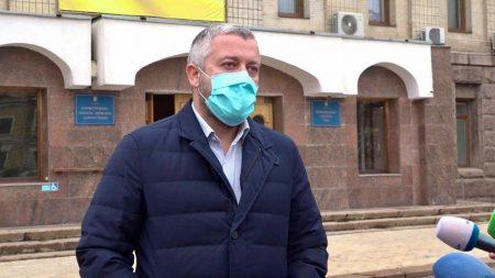 У Кропивницькому на базі ще 2 медзакладів створять майже 500 ліжок для хворих на COVID-19