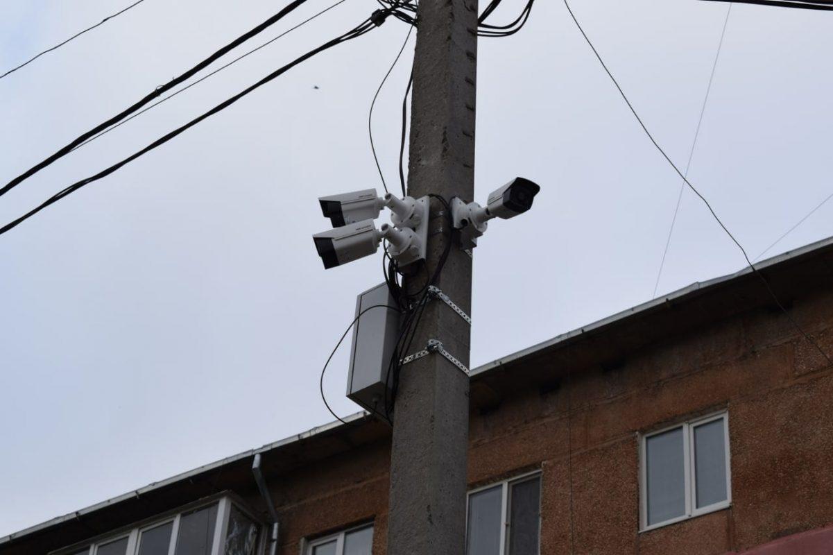 Без Купюр На селищі Новому в Кропивницькому встановили 12 антивандальних камер відеоспостереження Життя  новини Кіровоградщина камери Безпечне місто