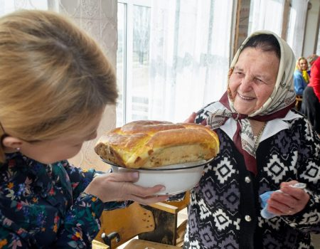 """""""Баба Єлька"""" шукає для збірки рецепти характерних для Кіровоградщини страв"""
