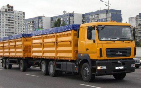 На Кіровоградщині з перевізників стягнули чверть мільйона через руйнування доріг