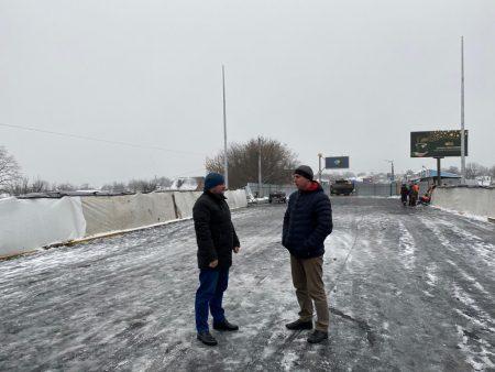 У Кропивницькому вже закінчили ремонт проїжджої частини Клинцівського мосту