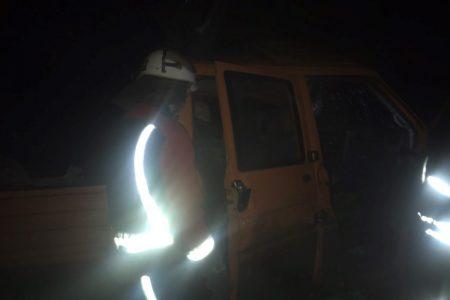 Кіровоградщина: в Гайворонському районі водій в'їхав у дерево і загинув