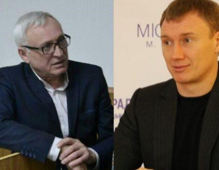 Міська рада Кропивницького голосуватиме за звільнення Табалова й Денисенка
