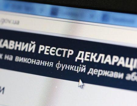 На Кіровоградщині суд оштрафував колишнього поліцейського через декларацію за 2017 рік