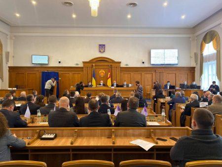 На посаду голови Кіровоградської обласної ради висунули двох кандидатів