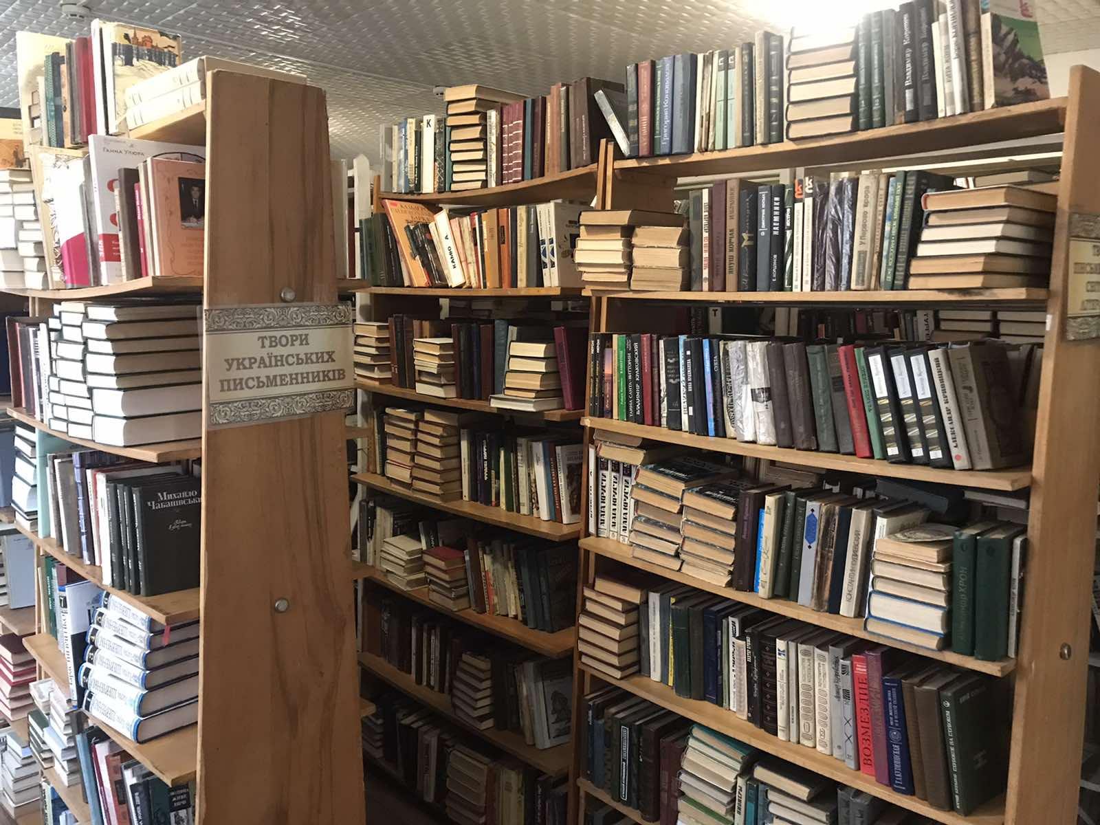 Вандалізм у законі: закривають бібліотеку, доля історичної будівлі невідома фото 3