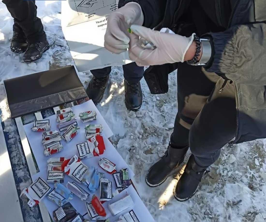"""Без Купюр У Кропивницькому патрульні спіймали на гарячому """"закладчика"""" наркотиків Кримінал  новини наркотики Кропивницький Кіровоградщина"""