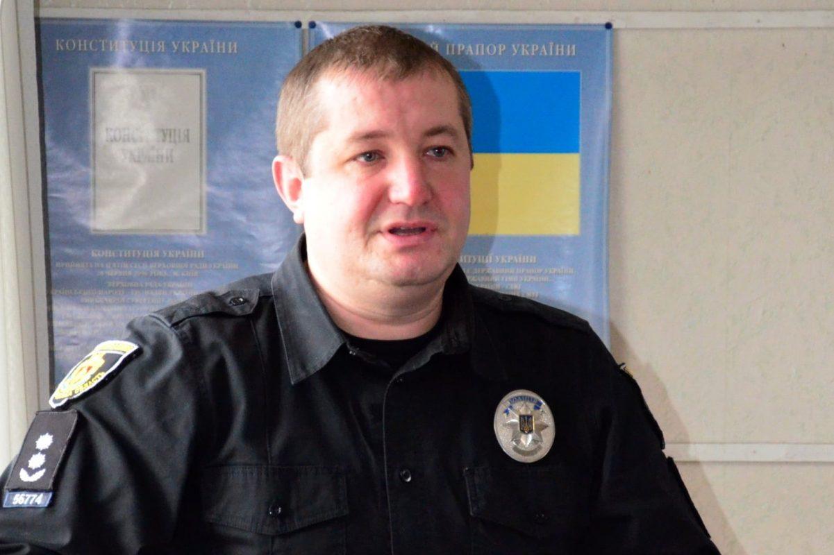 У Гайворонському районі - новий начальник поліції фото 1