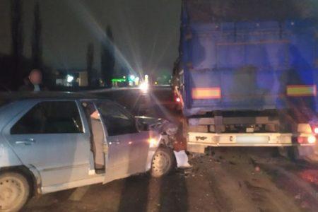 У Кропивницькому водій Chery напідпитку протаранив вантажівку